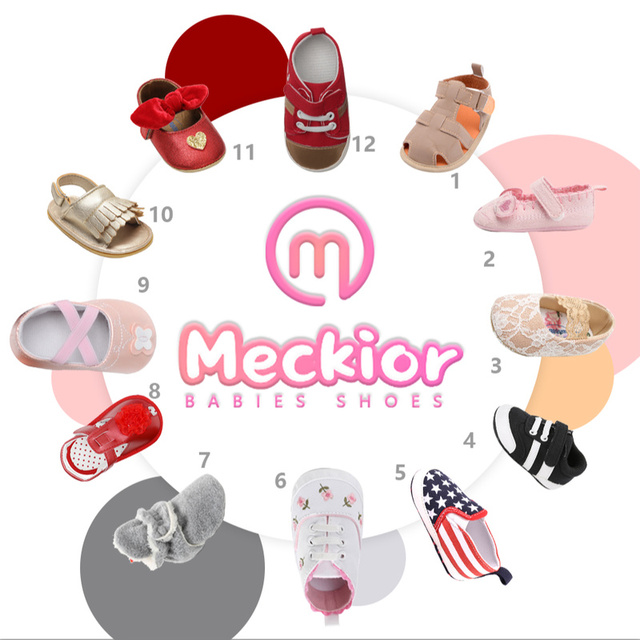 Newborn First Walkers Crib Shoes