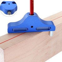 HKML #20 Woodworking Center Finder Hand Tools For Gauge Marking Layout Easy Home improvement Hand Tools Dropshipping|Other Kitchen Specialty Tools|Home & Garden -