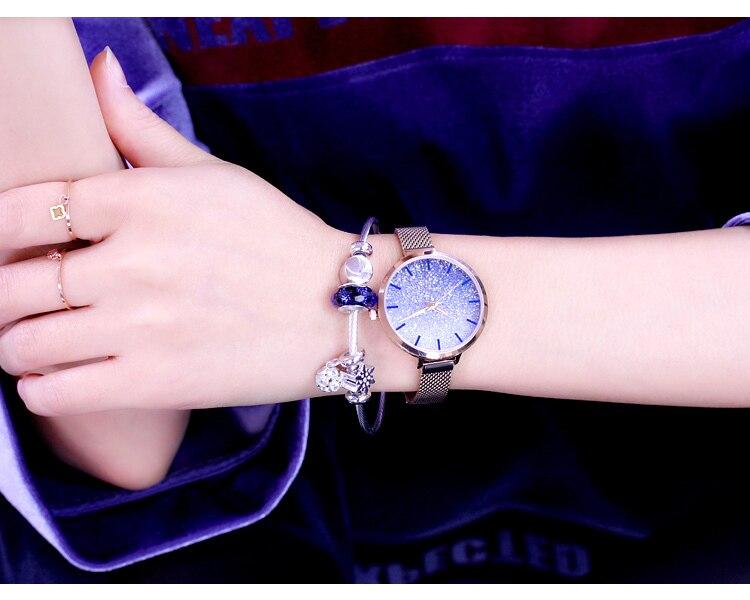 Suíça melissa relógios femininos luxo miyota quartzo