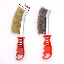 Grill Cleaner BBQ Grill Steel Wire Brush Cleaning Tools Grills Picnics Barbecue tools