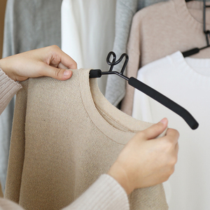 Image 3 - Multi layers Clothes Hanger 5 in 1 Detachable Pants Holder Wardrobe Anti Slip Sponge T Shirt Jeans Rack Space Saving Organizer