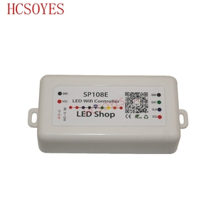 Image 3 - DC5 24V SP105E SP108E Magic Controller Bluetooth 2048 Pixels for WS2811 2812 2801 6803 IC LED Strip Support IOS / Android APP