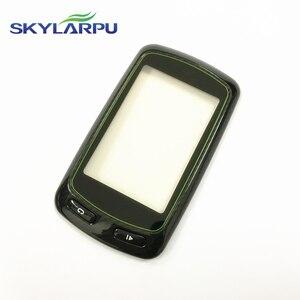 Image 2 - Skylarpu pantalla táctil capacitiva para Garmin Edge 810, 100%, GPS, para cronómetro de bicicleta, panel de Digitalizador de pantalla táctil
