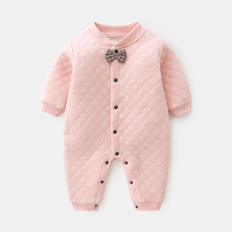 Winter Baby Romper for NewBorn Baby Pajamas Sleepwear Cotton Infant Baby Clothes 2020 Winter Babies Clothes