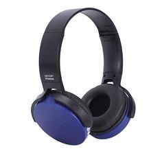 Auriculares inalámbricos con Bluetooth con cancelación activa de ruido, estéreo, alta fidelidad, graves profundos por encima de la oreja, 350BT