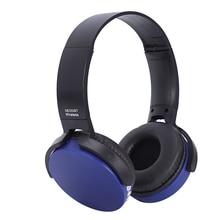 Cuffie Bluetooth Wireless 350BT cuffie con cancellazione attiva del rumore con microfono Stereo Hi Fi su auricolare bassi profondi sopra lorecchio