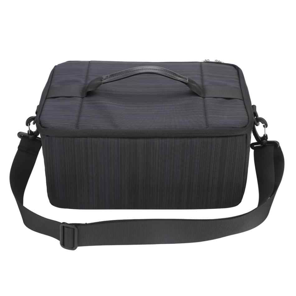 Waterproof DSLR Camera Shoulder Bag Portable Padded insert Camera Case dslr Bags Handle Camera Lens Bag Case Pouch