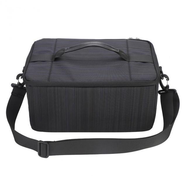 Bolsa tipo bandolera para cámara DSLR a prueba de agua bolsa de lente de cámara de inserción acolchada portátil bolsos dslr Handle bolsa de lente de cámara Case Pouch