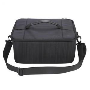 Image 1 - Waterproof DSLR Camera Shoulder Bag Portable Padded insert Camera Case dslr Bags Handle Camera Lens Bag Case Pouch