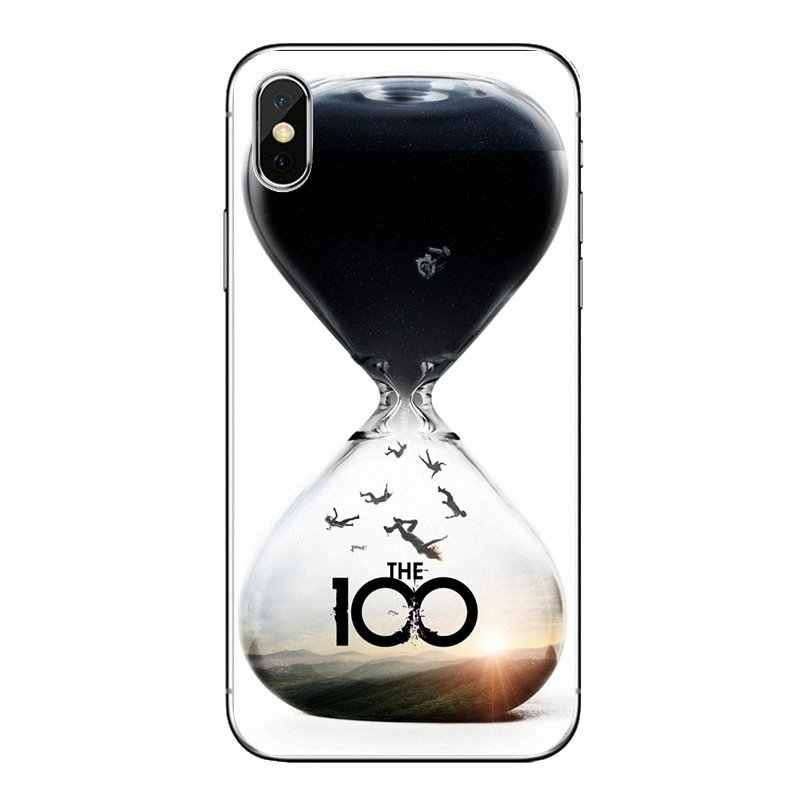 Sacchetto Della Copertura Del Telefono del silicone Heda Lexa Il 100 Per Samsung Galaxy S2 S3 S4 S5 MINI S6 S7 bordo S8 s9 Più Nota 2 3 4 5 8 Coque Fundas