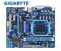 GIGABYTE GA-78LMT-S2 GA-78LMT-S2P Scheda Madre Desktop di 760G Presa AM3 AM3 + DDR3 16G 78LMT-S2P 78LMT-S2 Originale Usato