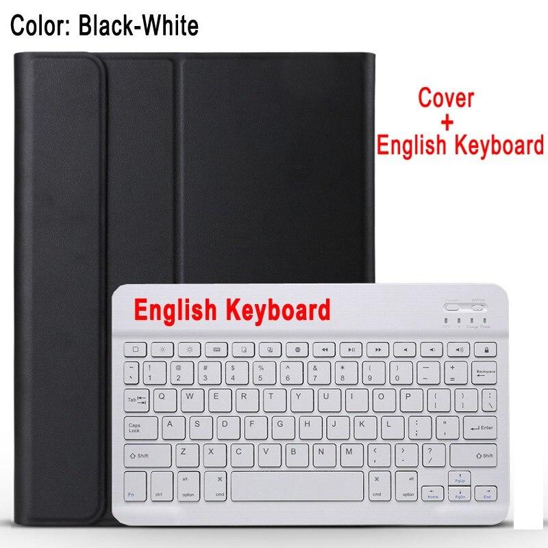 English Keyboard Green Case Keyboard For Apple iPad 10 2 2019 7 7th 8th Gen Generation A2197 A2200 A2198