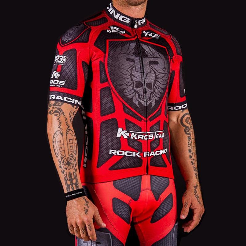 Alta Qualidade camisa de Ciclismo 2019 Equipe de Verão de Ciclismo Roupas Quick Dry Jersey Curto Bicicleta Roupa Ciclismo + GEL Almofada Respirável