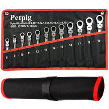 Conjunto de chaves, conjunto de chaves e chaves de torque para reparo de carro