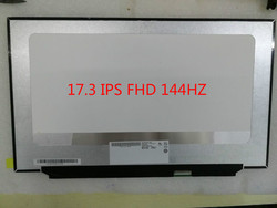 17,3 de 144HZ B173HAN04.0 pantalla lcd de ordenador portátil 1920*1080 edp 40 pines IPS matriz B173HAN04 72% NTSC