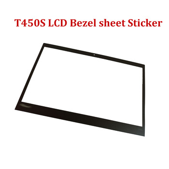 New 04X5465 FOR Lenovo Thinkpad T440 T440s T450 T450s Display Frame Part B Shell Sticker Screen