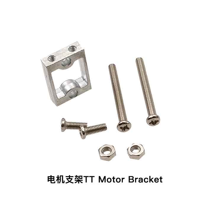 4pcs tt motor suporte do motor para