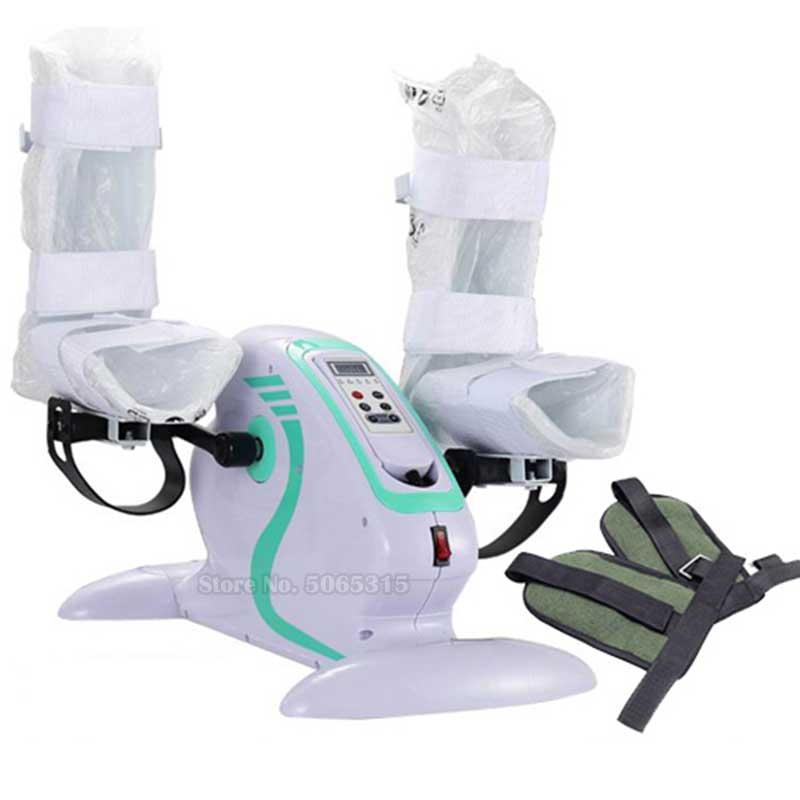 Rehabilitation training equipment household hemiplegia stroke elderly hands feet legs upper and lower limbs electric rehabili