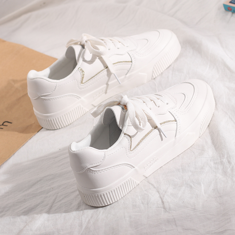 trendy white shoes for women