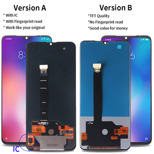 """Image 2 - 6.39"""" Lcd For Xiaomi Mi 9 Mi9 LCD Display Touch Screen Digitizer Assembly  For Xiaomi 9 lcd Replacement Part"""