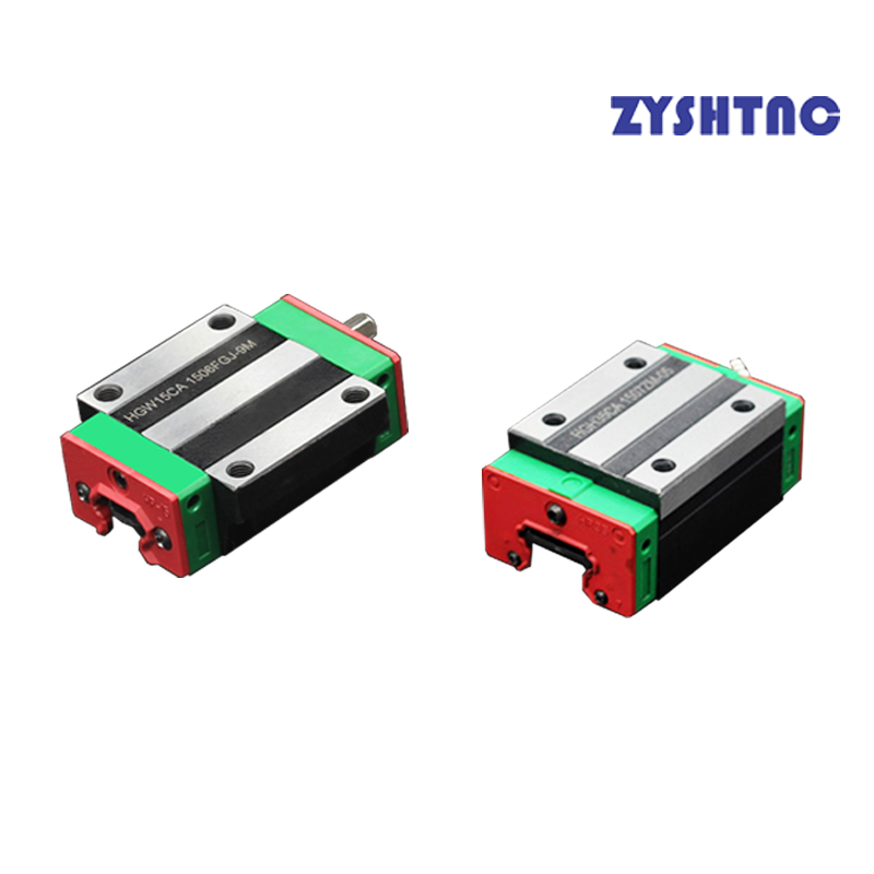 HGH15CA HGW15CC HGH20CA HGW20CC HGH25CA HGW25 HGH30 HGW30 slider block match use HGR linear guide for linear rail CNC diy parts