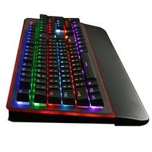 клавиатура механичекая Игровая линейное действие/клавишный щелчок