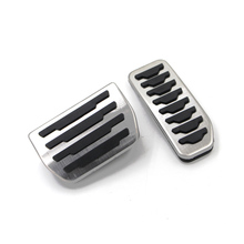 Cover Freelander Accelerator-Pedal-Pads Fuel-Gas-Brake for 2pcs Car-Styling