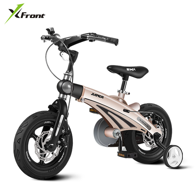 New Brand Children's Bicycle 12/14/16 inch Wheel Magnesium alloy frame SAFETY disc brake 2/4/6 years old Children buggy bike|Bicycle|Sports & Entertainment - title=
