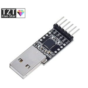 Image 3 - CP2102 USB 2.0 to TTL UART Module 6Pin Serial Converter STC Replace FT232