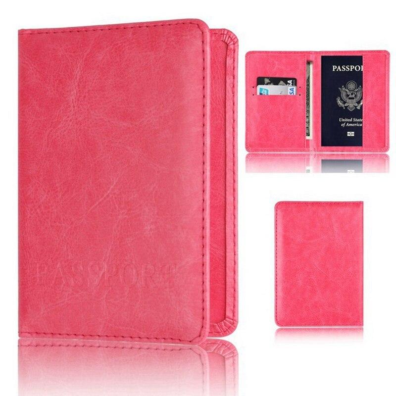 Держатель для карт кошелек многофункциональная сумка Обложка на паспорт держатель протектор бумажник для визиток Мягкая обложка для паспорта