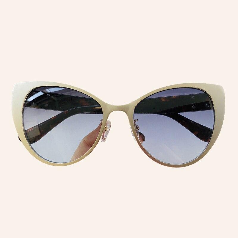 Vintage Cat Eye Sunglasses Women 2019 Sexy Fashion Brand Sun Glasses Female Brand Designer UV400