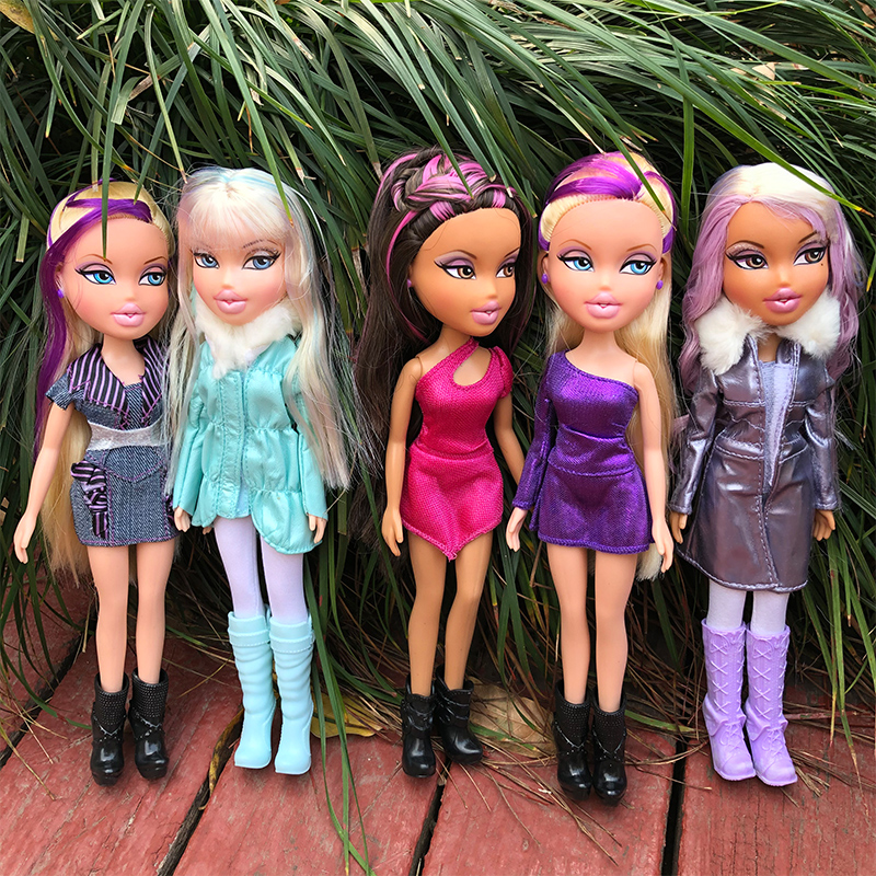 28cm Fashion Action Figure Bratz Bratzillaz Doll Multiple Choice Best Gift For Child