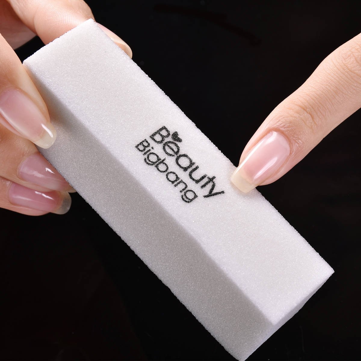 Beauty BigBang Sanding Sponge Nail Files Buffer Block Nail Art Manicure White Nail Buffers File Lime A Ongle Professionel