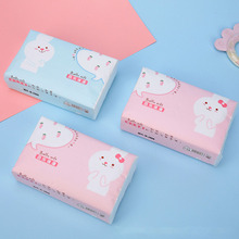 Tissue Facial-Tissue-Native Wood Pulp 140mmx180mm 3-Layers 120-Sheets Drawable MOISTURIZING