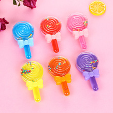 New Children's Toys Lollipop Crystal Mud DIY Handmade Non-toxic Puzzle Lollipop Crystal Mud Crystal Plasticine