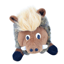 Home Small Pet Toys Warthogs Plush Stuffed Animal Toy, for Small and Medium-Sized Dogs Training Entertaining