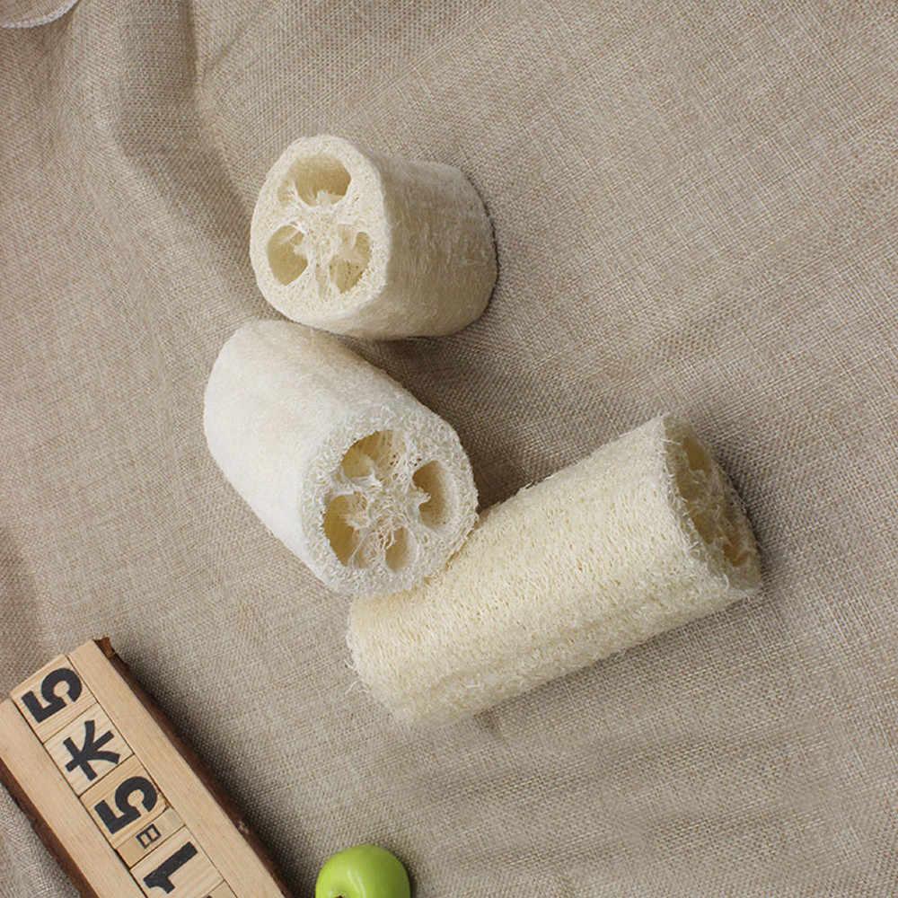 Mới Hộ Gia Đình Merchandises Tự Nhiên Xơ Mướp Tắm Toàn Thân Tắm Bọt Biển Chà Miếng Lót Tắm Massage Cơ Thể Bọt Biển Chà FB