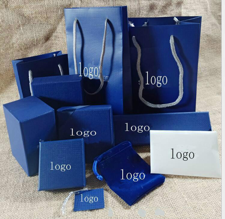 All Kinds Of Product Packing Necklace Earrings Ring Single Common Jewelry Packaging Display Full Gift Box