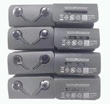 10 teile/los Hohe qualität headset in ohr kopfhörer kopfhörer Mit Fernbedienung Mic für 3,5mm stecker s10 s8 s9 Plus