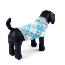 Fashion Dog Vest Sweater Knit Blend Jumper Pet Pup Cat Warm Soft Clothes Apparel
