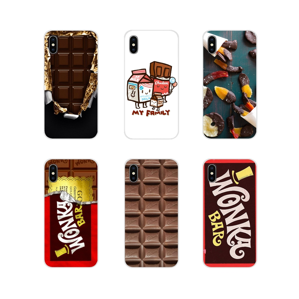 Willy Wonka Bar Golden Ticket Chocolate For LG G3 G4 Mini G5 G6 G7 Q6 Q7 Q8 Q9 V10 V20 V30 X Power 2 3 K10 K4 K8 2017 TPU Covers