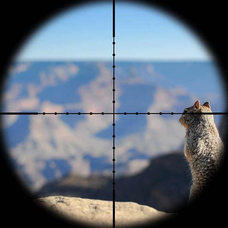 Leaper 3-9X40 mira Rifle óptico táctico Riflescope rojo verde azul mira de Mira retica iluminada mira de francotirador de caza