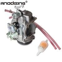 Carburador da motocicleta de 40 mm para harley davidson sportster cv 40 xl883 carb substituição número da peça 27421 99c 27421 99a 27465 04|Carburadores| |  -