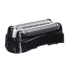 Для зубных щеток Braun Series 3 32B 32С 21B электробритва головки триноги Ножи чистая мембрана 301S 310S 320S 340S 360S 3000S 3010s 3050cc