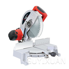 10 inch multifunctional chainsaw aluminum machine woodworking cutting miter saw high precision single bevel compound miter saw