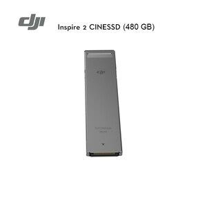 Image 1 - DJI إلهام 2 CINESSD 480G 5.2K 30fps & 4K 60fps سينما وأبل ProRes دعم العلامة التجارية الأصلية الجديدة في الأوراق المالية