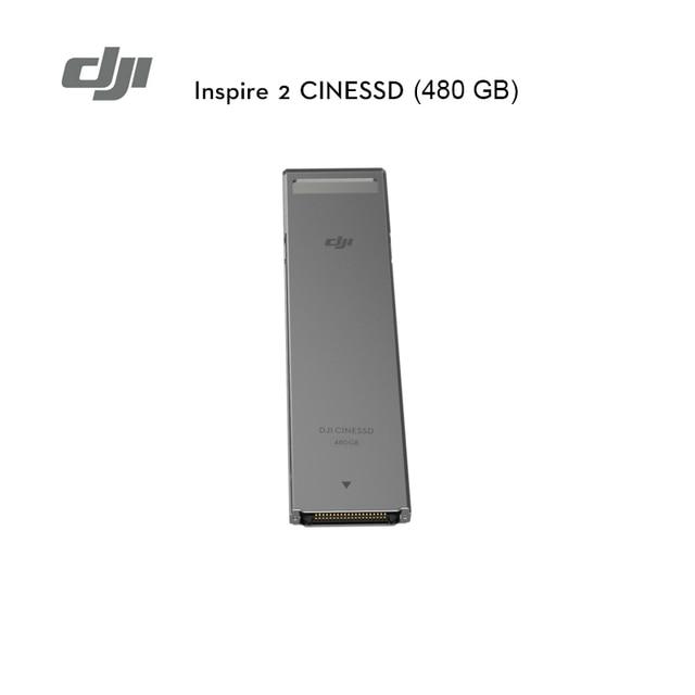 DJI Inspire 2 CINESSD 480G 5.2K 30fps & 4K 60fps CinemaDNG ve Apple ProRes desteği orijinal marka stokta yeni