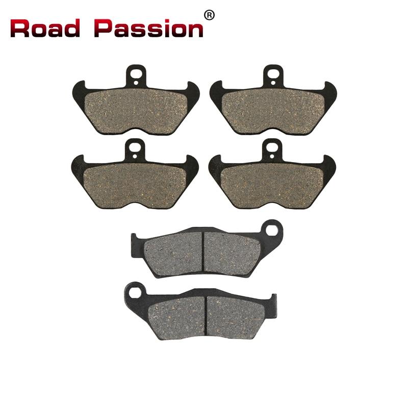 Передние и задние тормозные колодки Road Passion для BMW R850C R850R R850RT R850GS R1100R R1100S R1100GS R1100RT R1150GS R1200 R 1200 C