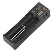 Usb 18650 carregador de bateria inteligente para 18650 18350 18500 20700 21700 22650 26650 14500 16340 ni mh ni cd rechareable li ion bateria|Carregadores| |  -