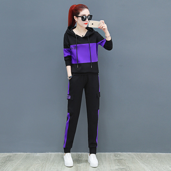 Women Clothing TWO PIECE SET Hoodie Tracksuit Lounge Sweatsuit Outfits Athleisure Sweatshirts Sweat Suit Jogging 2 Pcs Plus Size